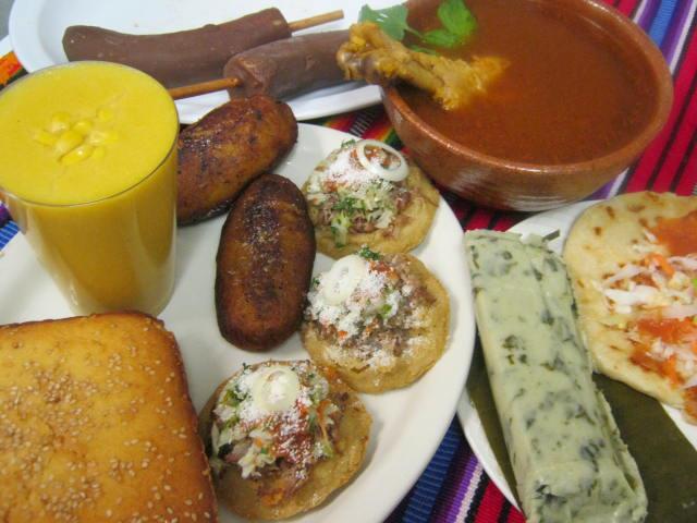 Ruta gastronómica en Guatemala