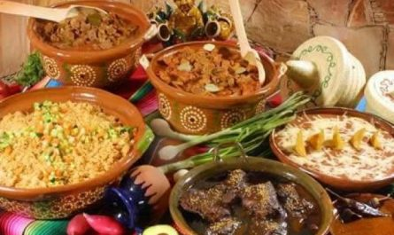 comida de latinoamerica