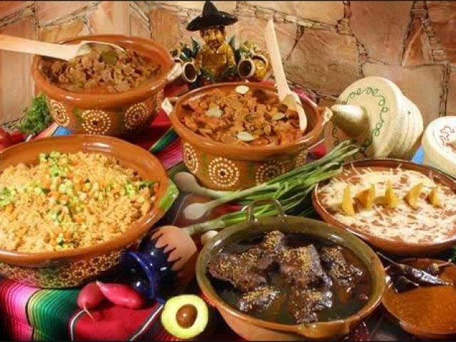 Sabroso recorrido por la comida típica de Latinoamérica