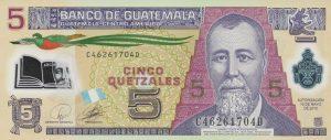 Dinero en Guatemala